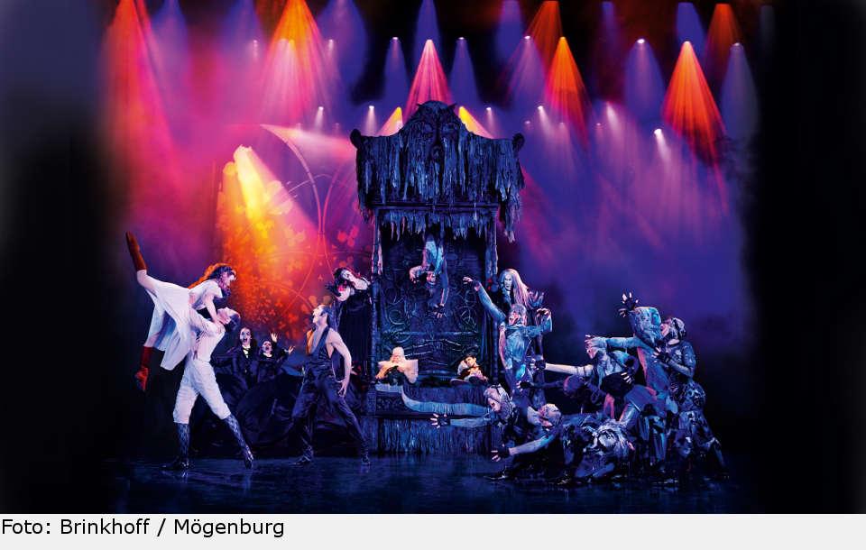 Tanz Der Vampire Stuttgart 022017
