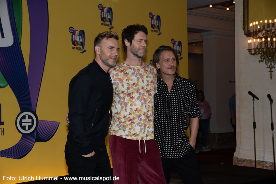 the band musical take that pressekonferenz berlin 2019 05