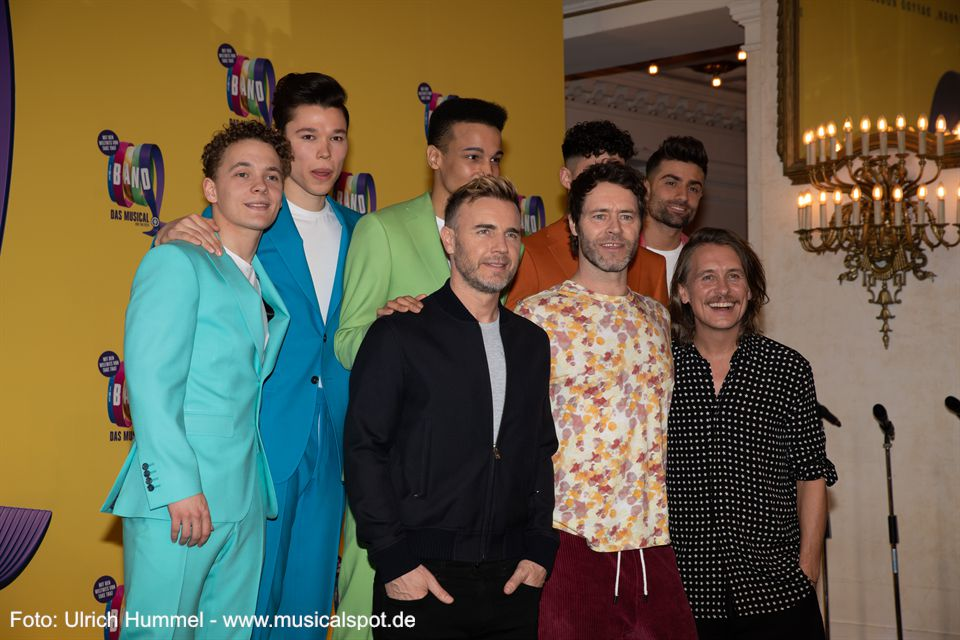 the band musical take that pressekonferenz berlin 2019 08
