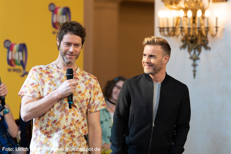 the band musical take that pressekonferenz berlin 2019 26