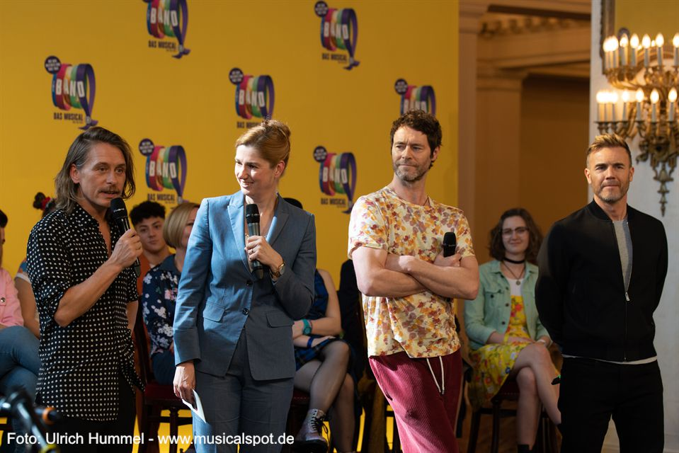 the band musical take that pressekonferenz berlin 2019 27