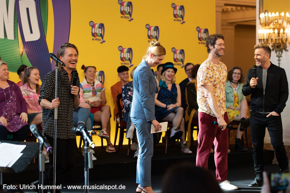the band musical take that pressekonferenz berlin 2019 34
