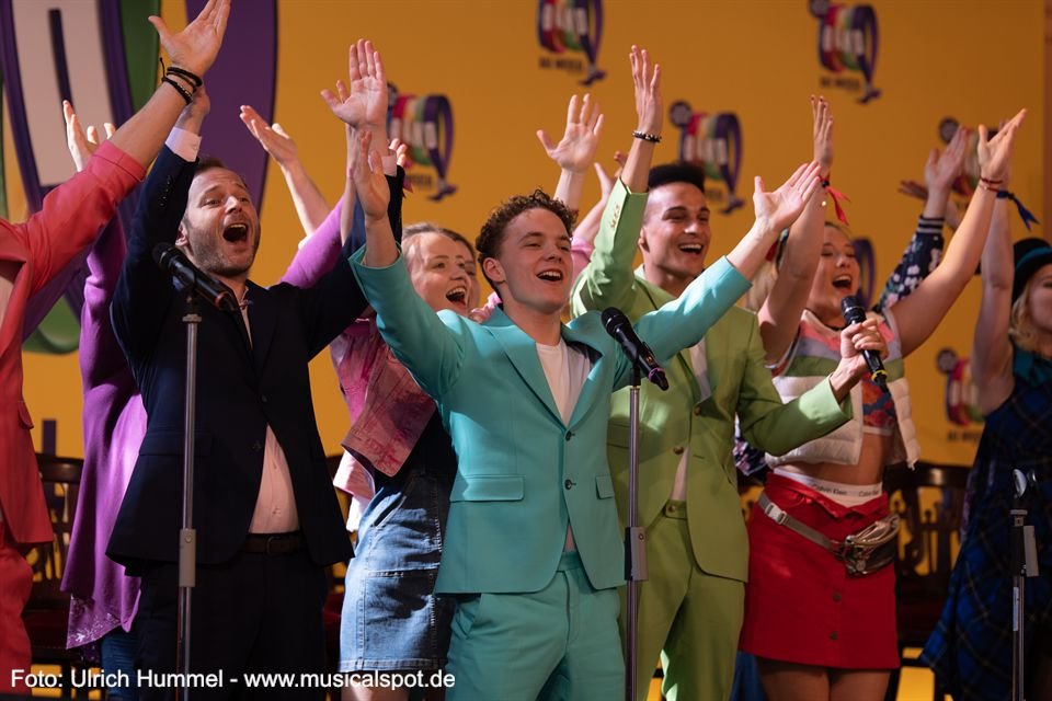 the band musical take that pressekonferenz berlin 2019 35