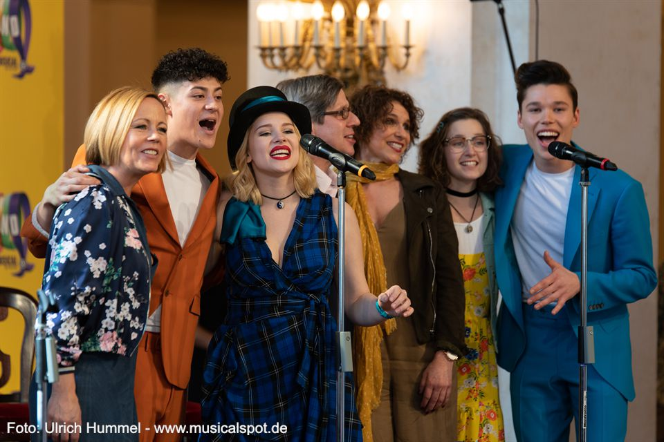 the band musical take that pressekonferenz berlin 2019 39