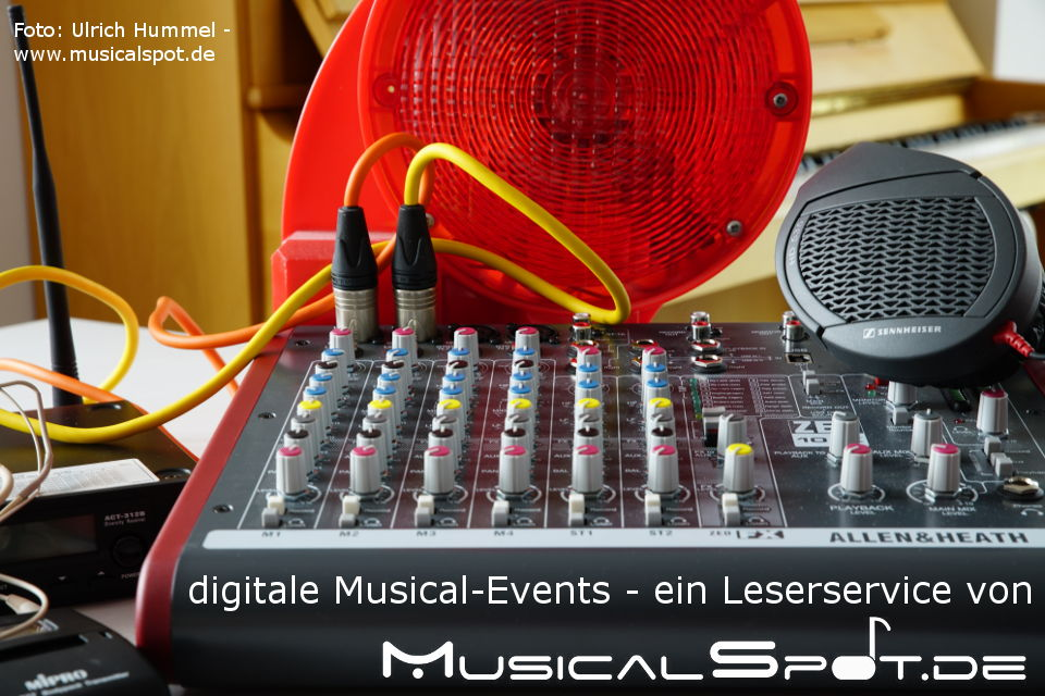 digitale musicals konzerte