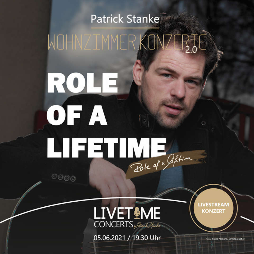 patrick stanke role of a lifetime